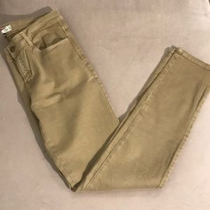 Zara Gold Pants